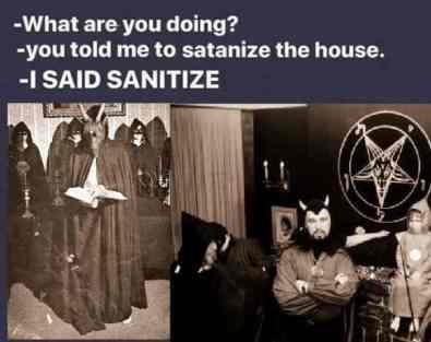satanize